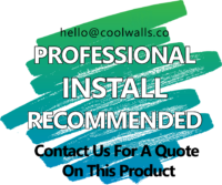 Professional Install Recommended!